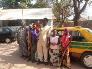 The Jaiteh Family Taxi